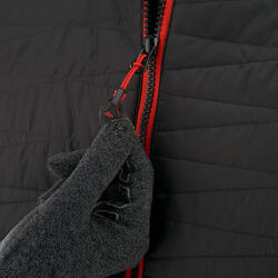 Gewatteerde bodywarmer voor trekking heren Toplight - 926275