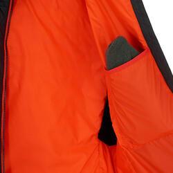 Gewatteerde bodywarmer voor trekking heren Toplight - 926277