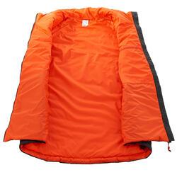 Gewatteerde bodywarmer voor trekking heren Toplight - 926280