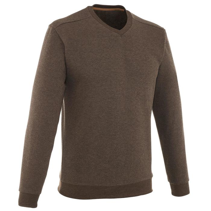 Pull randonnée nature homme NH150 - 926552