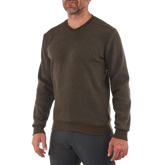 Pull randonnée nature homme NH150 - 926553