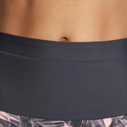 Fitnesskuitbroek Shape met plattebuikeffect voor dames - 926629