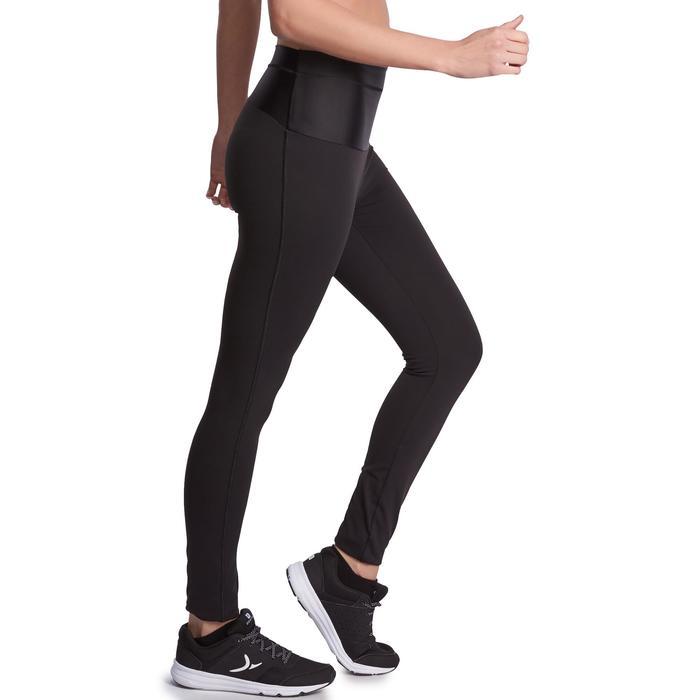Legging effet ventre plat fitness femme noir Shape