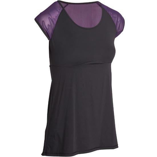 Figuurcorrigerend fitness T-shirt Shape+ voor dames - 926765