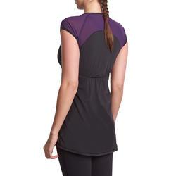 Figuurcorrigerend fitness T-shirt Shape+ voor dames - 926767