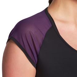 Figuurcorrigerend fitness T-shirt Shape+ voor dames - 926770