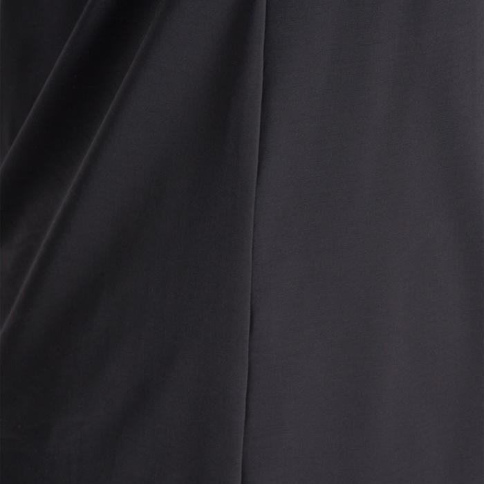 T-shirt galbant SHAPE+ fitness femme noir et violet - 926771