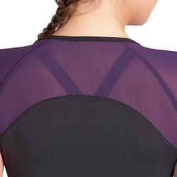 Figuurcorrigerend fitness T-shirt Shape+ voor dames - 926774