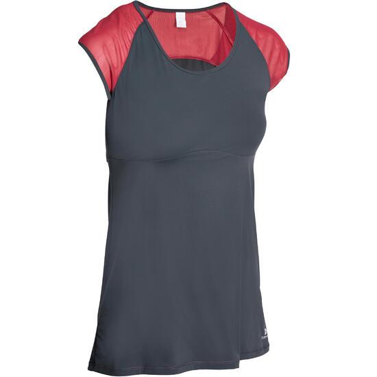 Figuurcorrigerend fitness T-shirt Shape+ voor dames - 926776