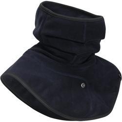 Fleece nekwarmer voor volwassenen, ruitersport, gemêleerd