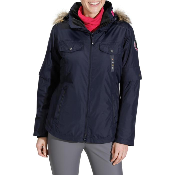 Veste chaude et imperméable équitation femme TOSCA 1 - 927011
