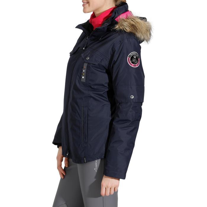 Veste chaude et imperméable équitation femme TOSCA 1 - 927014