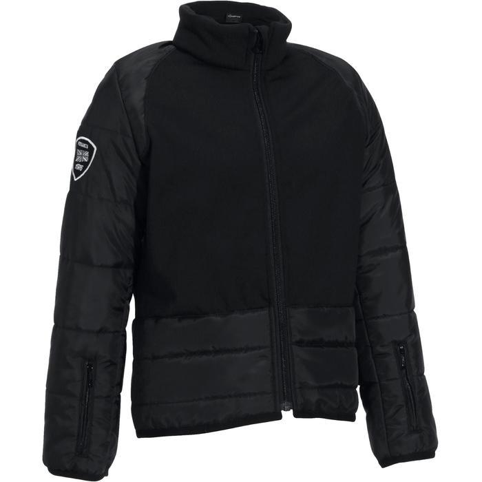 Veste équitation enfant Safy noir - 927932