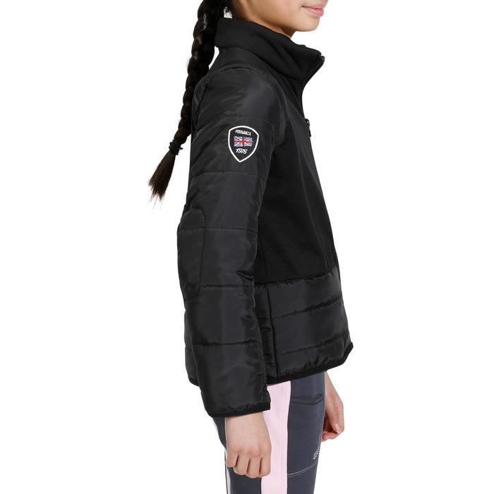 Veste équitation enfant Safy noir - 927934