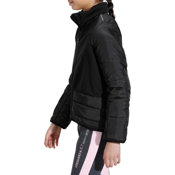 Veste équitation enfant Safy noir - 927936