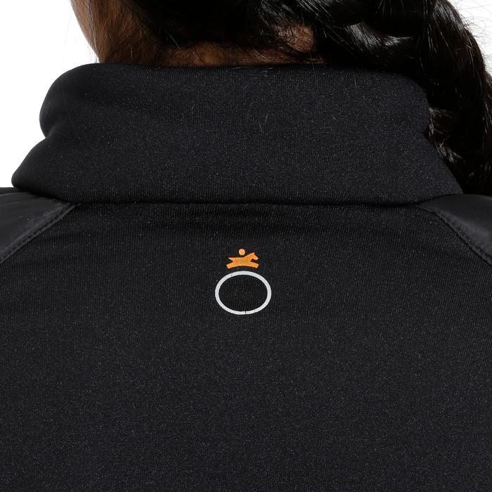 Veste équitation enfant Safy noir - 927946