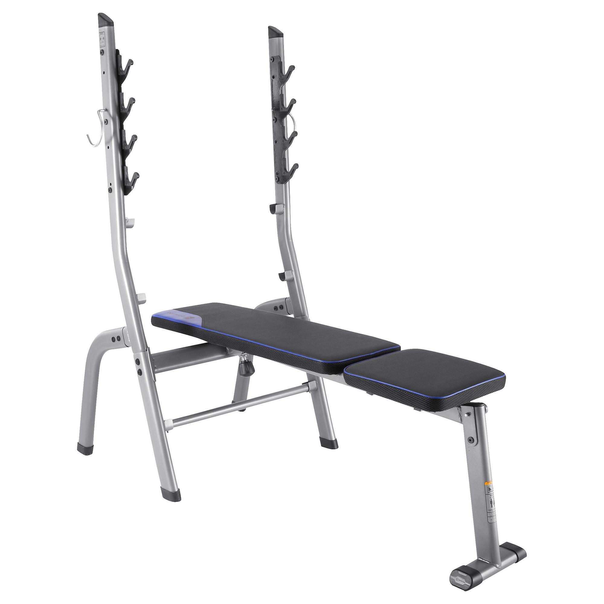 6 exercises with a weights bench domyos by decathlon 100 weight bench nvjuhfo Image collections