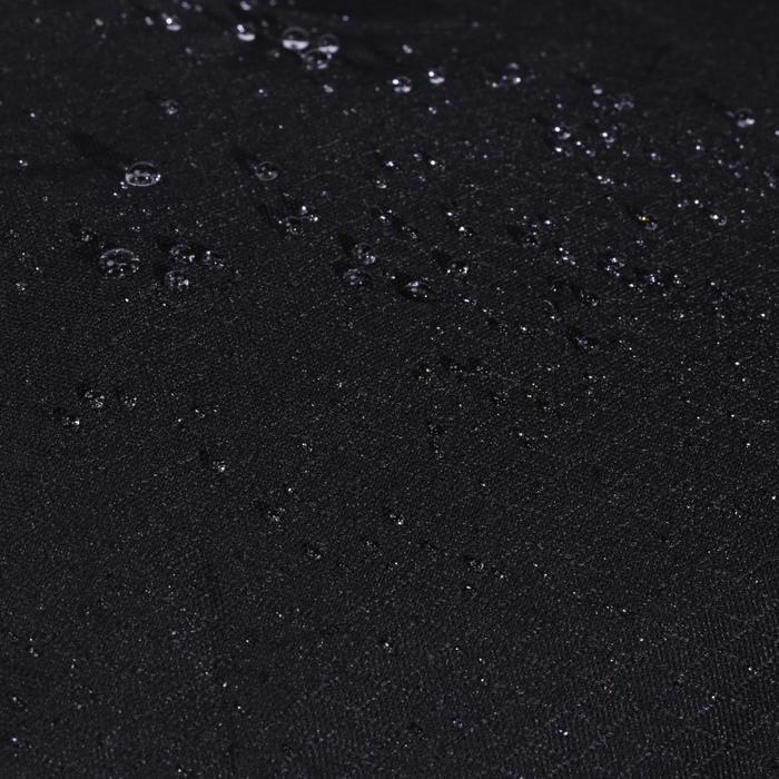 Couverture imperméable équitation poney cheval ALLWEATHER 200 600D noir - 928077