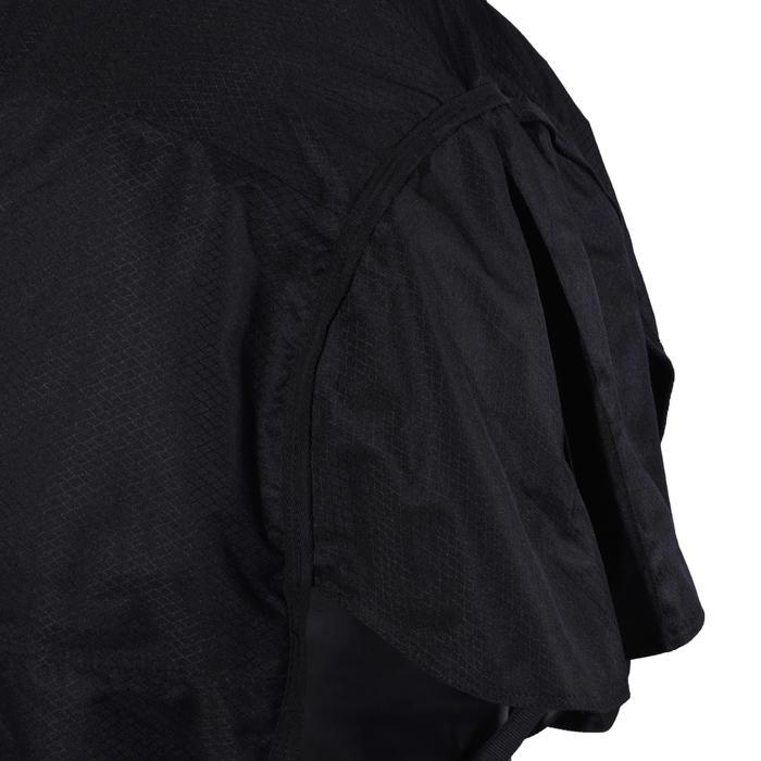 Couverture imperméable équitation poney cheval ALLWEATHER 200 600D noir - 928105