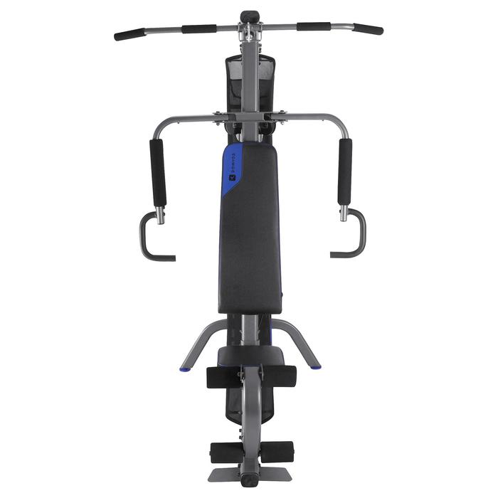 Appareil à Charge Guidée Home Gym Compact Musculation - 92905