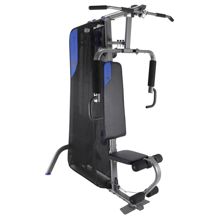 Appareil à Charge Guidée Home Gym Compact Musculation - 92907