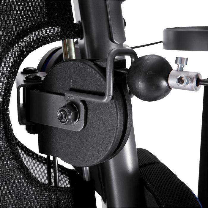 Appareil à Charge Guidée Home Gym Compact Musculation - 92916