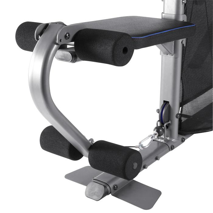Appareil à Charge Guidée Home Gym Compact Musculation - 92919