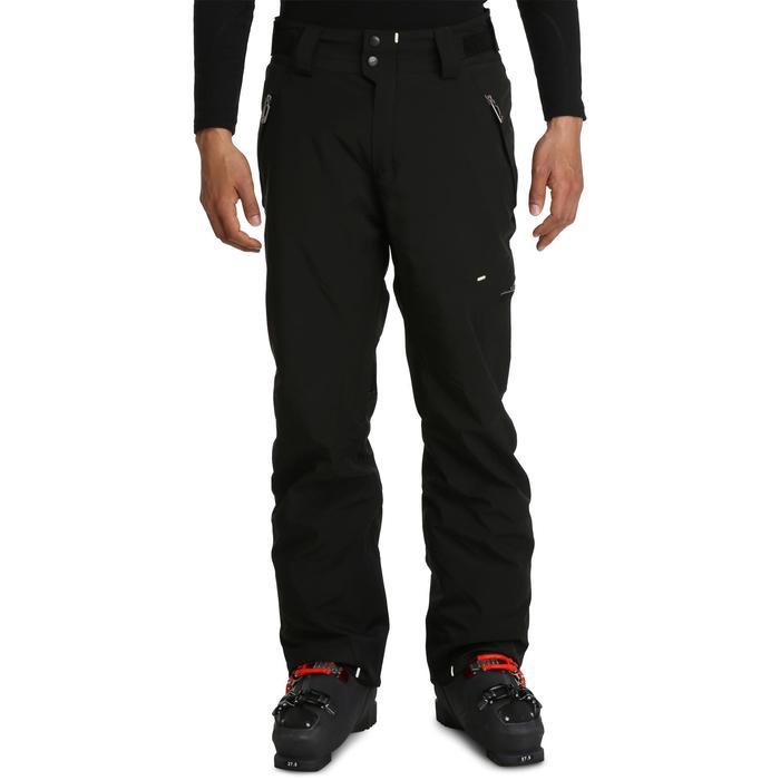 Heren skibroek voor pisteskiën SKI-P PA 900 zwart