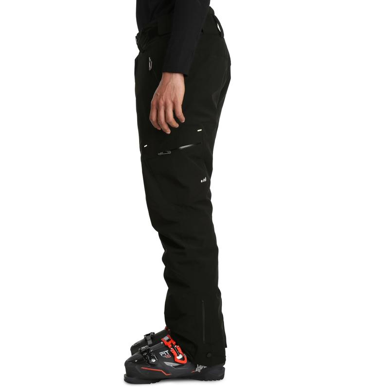 Ski-P PA 900 Men s Downhill Ski Trousers - Black  258405e72