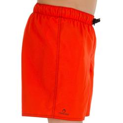 Boardshort court garçon Hendaia Txiki orange