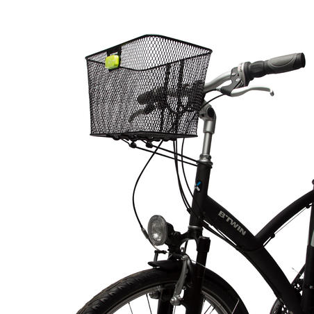 8 l dviračio priekinis krepšys 100