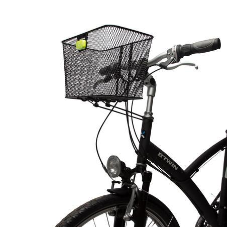 Priekš. velosipēda bagāžnieks 100, 8 l