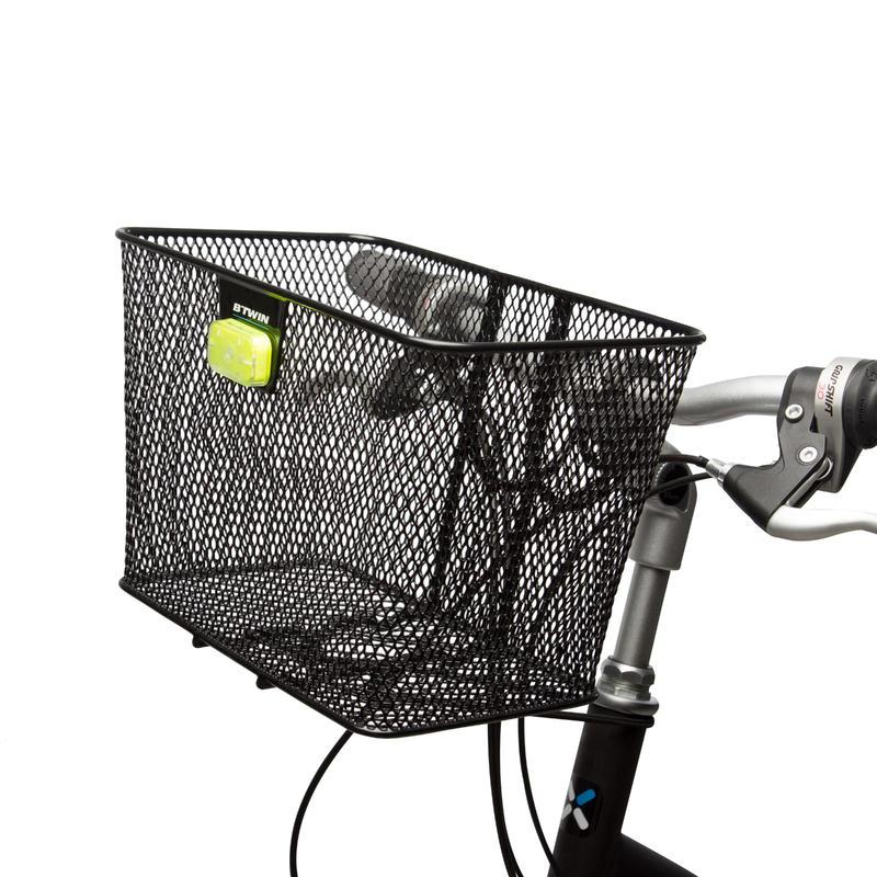 Bike Front Basket 8L 100