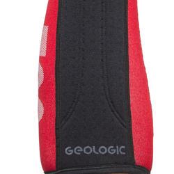 Armbeschermer Club 700 rood/zwart - 930680