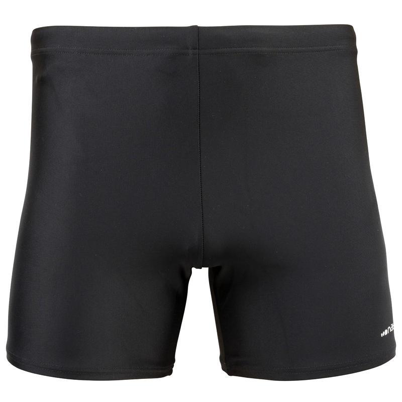 Men swimming boxer - black