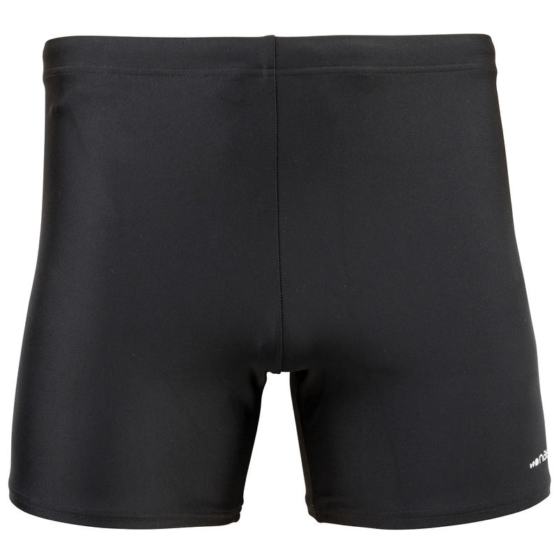 Men swimming costume long- black
