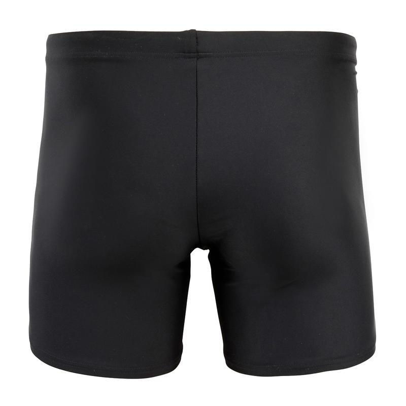 Men swimming costume long- black