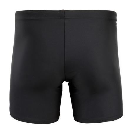 Long 1st Prize Men'S Swim Boxer Shorts - Hitam