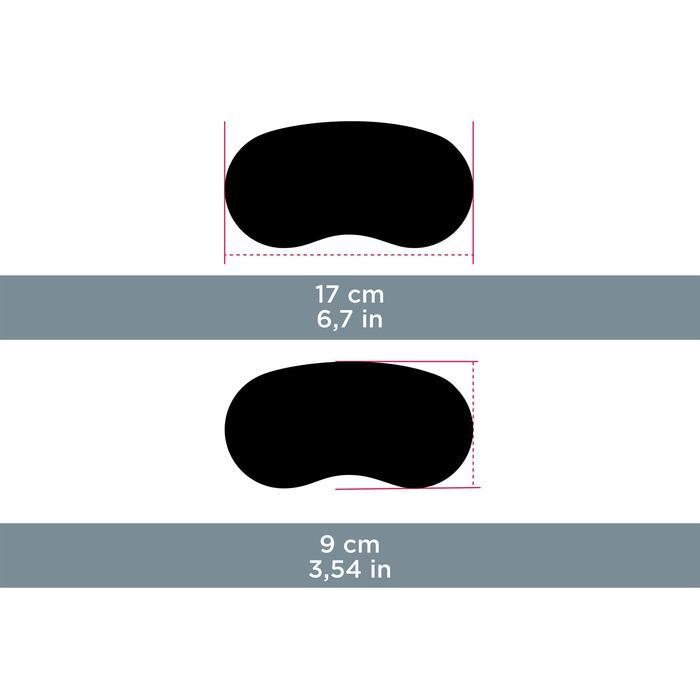 Etui semi rigide néoprène pour lunettes CASE 500 S noir - 931124