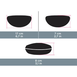 Brilllenetui uit neopreen (thermovorming) Case 700 Hard - 931129