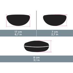 Brilllenetui uit neopreen (thermovorming) Case 700 Hard - 931132