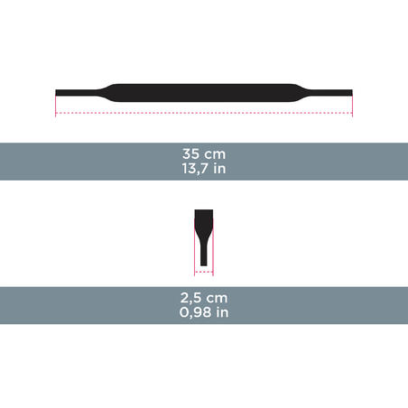 MH ACC 160 Neoprene Retainer Strap