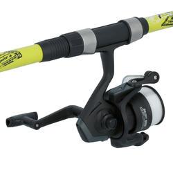 Kennismakingsset hengelsport Ufish Freshwater 240 New - 931421