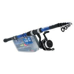 Kennismakingsset hengelsport Ufish SEA 350 New