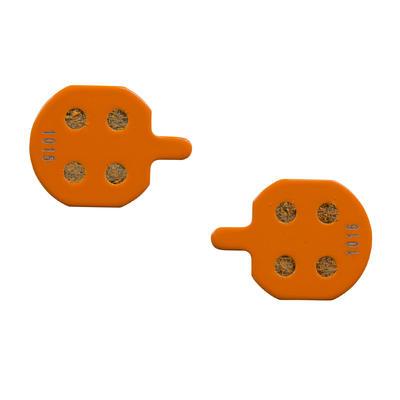 MX2/3/4/5 רפידות בלמי דיסק