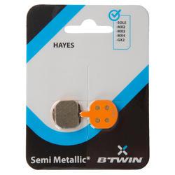 Schijfremplaatjes Hayes MX 23/4/5 - 931486