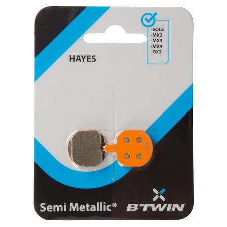 Plaquettes de freins à disque HayesMX2/3/4/5
