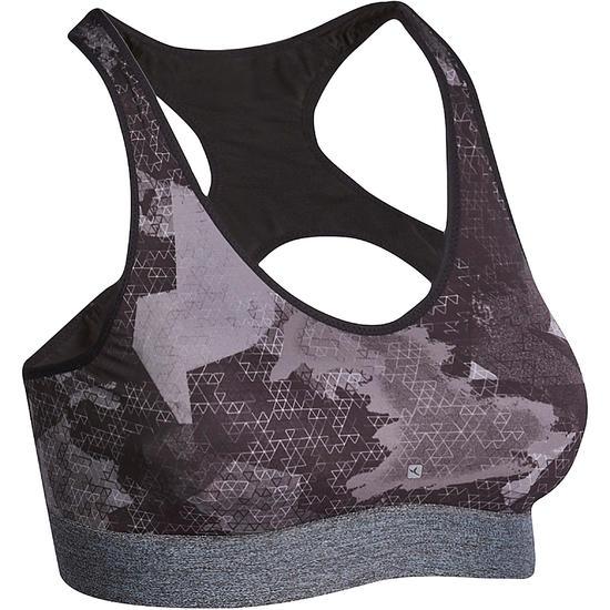 Fitnessbeha Breathe voor dames - 931491