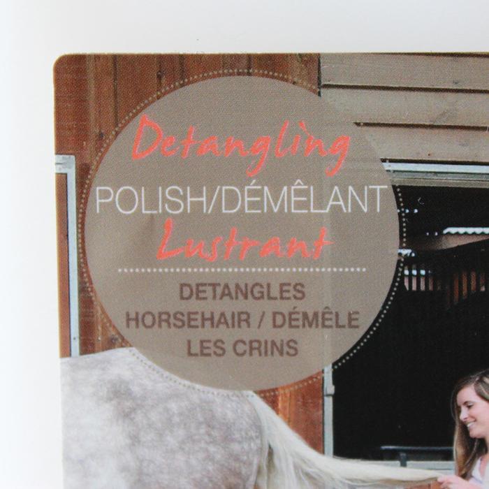 Glanzspray und Pflegespray für Pony/Pferd 2l