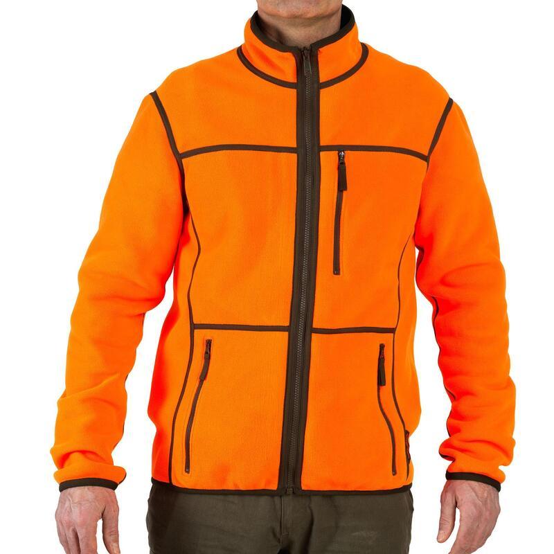 Polar 500 reversibil fluo verde/portocaliu Bărbați